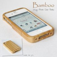 Bamboo iPhone Case -...