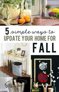 5 Ways to Update You