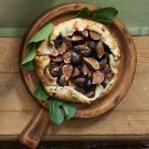 Try the Fig Crostata