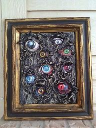 Zombie Frame Eyeball