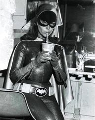 Yvonne Craig on the...
