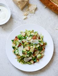 Warm Brussels Caesar
