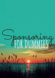 Sponsoring for dummi