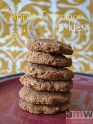 Apple cinnamon cooki...