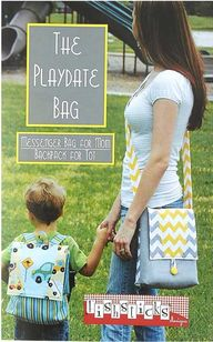 Play Date Bag Patter