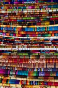 Textiles at Quito Ec