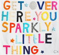 YOU SPARKLY LITTLE T