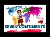 Continents song- som