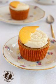 Cupcakes de Melocotó