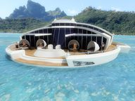 Awesome house boat