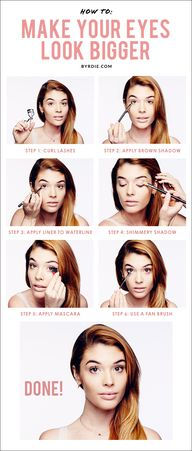 How to make your eye