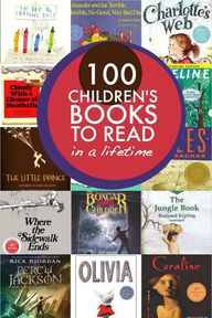 100 Childen's Books