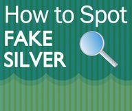 Fake Silver Coins: 1