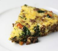Breakfast fritatta