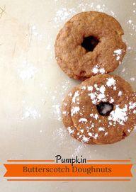 Pumpkin Butterscotch