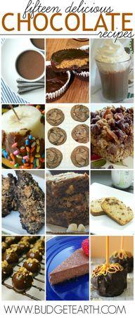 15 Delicious Chocola