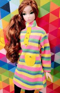 #Barbie goes #stylis