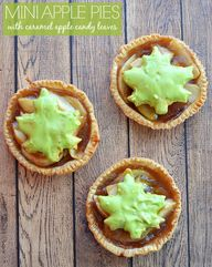 Mini Apple Pies with
