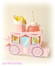 Princess Food Box -C