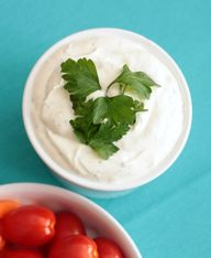 Easy ranch dip recip