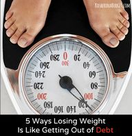 5 Ways Losing Weight