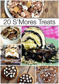 20 Unique S'Mores Tr