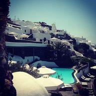 The Perivolas Hotel...
