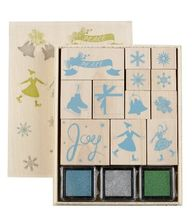 Adorable stamp set f