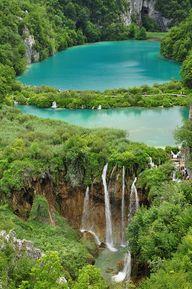 Plitvice Lakes Natio