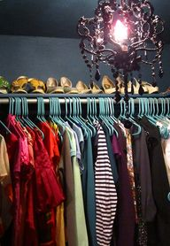 Making your closet i