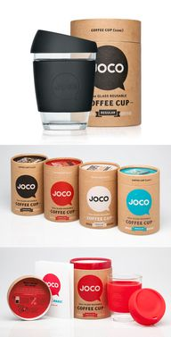 Joco coffee packagin