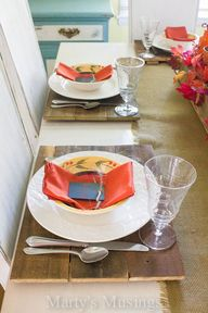 Fall Tablescape Idea