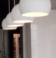 Succession de lampes