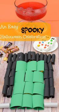 Preschooler's Spooky
