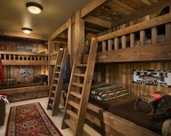 Log Home Ideas