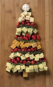 Christmas tree chees