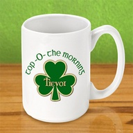 Personalized Irish C