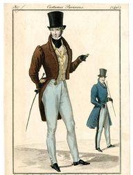 Men's Wear 1790-1829