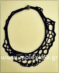 Asymmetric crochet n