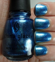 China Glaze Stroke o