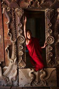 Monk ~ Myanmar, Burm