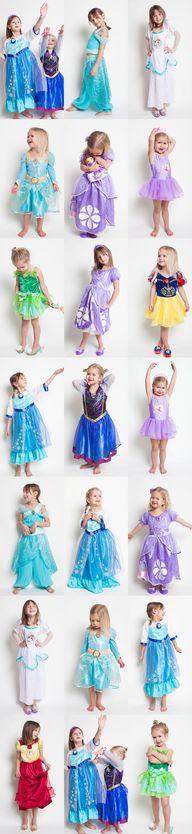 Princess Dress Proje