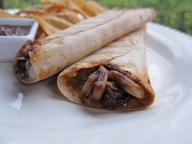 Chipotle Steak Wrap