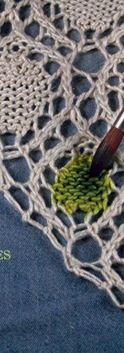 painting your knit
