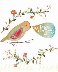 Be joyous!