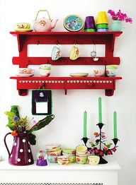 Rice shelving by Hid