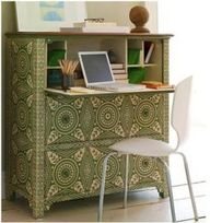 repurpose dresser in