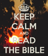 Keep Calm and Read t