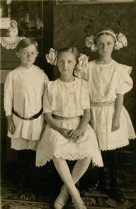 Edwardian Children