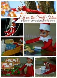 30 days of elf on th